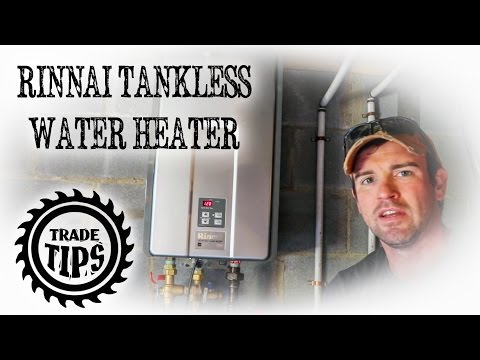 The Best Natural Gas or Propane Tankless Hot Water Heater Review -Trade Tips