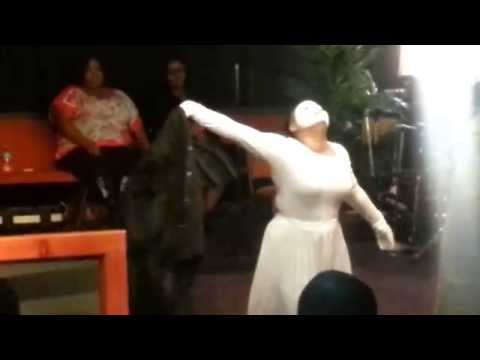 Nandi's Mime to Shekinah Glory