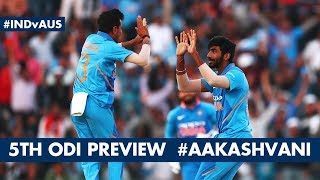 #INDvAUS: Can #INDIA win the FINALE? #AakashVani