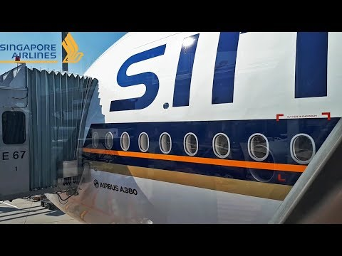 *New Cabin* TRIP REPORT | Singapore Airlines (Economy) | Airbus A380 | Zurich - Singapore