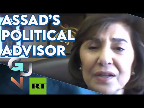 Bashar Al-Assad's Political Advisor SLAMS US, Israel & Turkey: ALL of Syria🇸🇾 Will Be Liberated!
