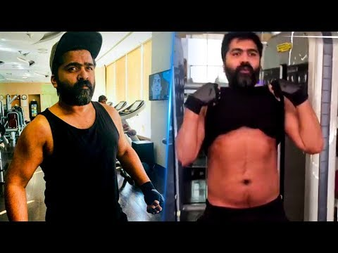 Six Pack Simbu! Simbu Gym Workout Video Goes Viral