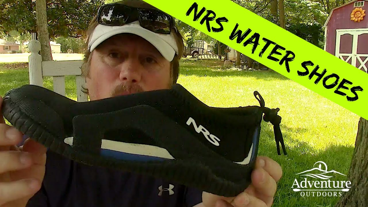 NRS Water & Kayak Shoes Review - YouTube