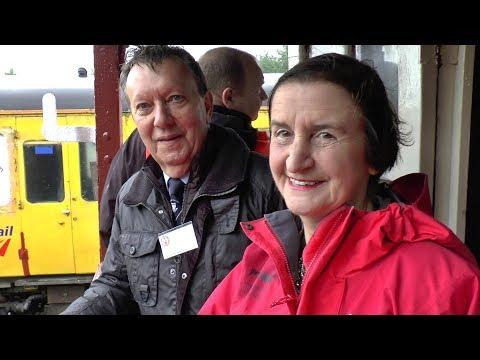 The Llanelli & Mynydd Mawr Railway's 1st Open Day in 30 years 03/09/2017.