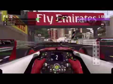 Let's play F1 2016 | iOS Gameplay Episode 7 | Monaco Grand Prix 20 Laps |  iPhone 6s