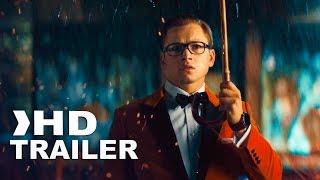 Kingsman El Círculo Dorado  Trailer Español Latino HD 2017