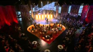 Смотреть клип Елена Ваенга И Интарс Бусулис - Нева