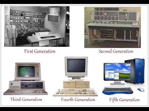 Computer - Generations