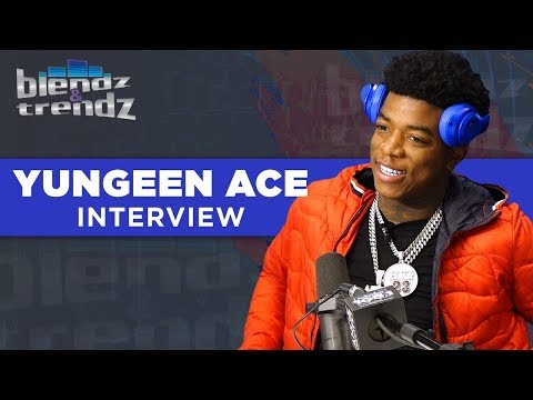 Nyla Symone - Yungeen Ace Speaks On Blac Youngsta, I Love That Man To Death