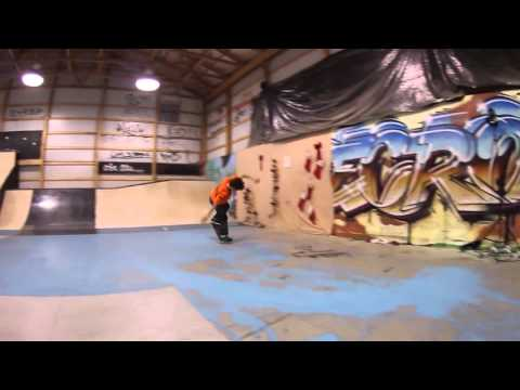 Bam Margera 's Barn Session Part 2