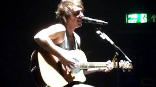 Remembering Sunday - Alex Gaskarth (All Time Low) @Southampton Guildhall, K! Tour 2010
