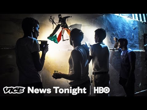 Sudan Protests & Decriminalizing Shrooms: VICE News Tonight Full Episode (HBO)