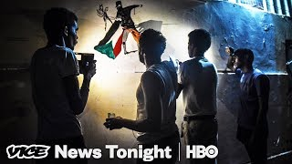 Sudan Protests & Decriminalizing Shrooms: VICE News Tonight Full Episode (HBO)