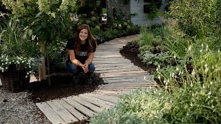 Gambar cover Pallet Walkway EASY DIY PROJECT! // Garden Answer