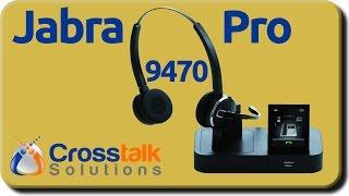 видео Jabra PRO 930 Беспроводная гарнитура