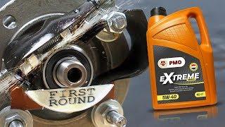 PMO Extreme 5W40 Jak skutecznie olej chroni silnik?