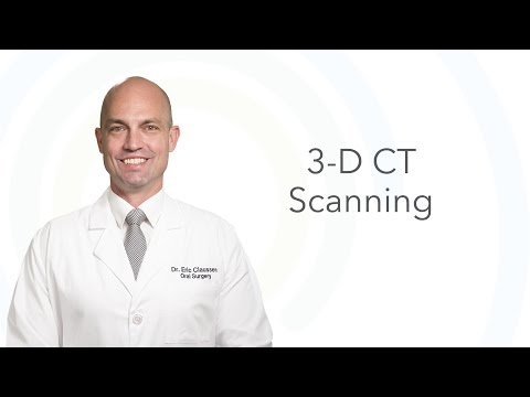 3D CT Scanning in Panama City FL: Dr. Claussen | Oral Surgery & Dental Implant Center of Panama City