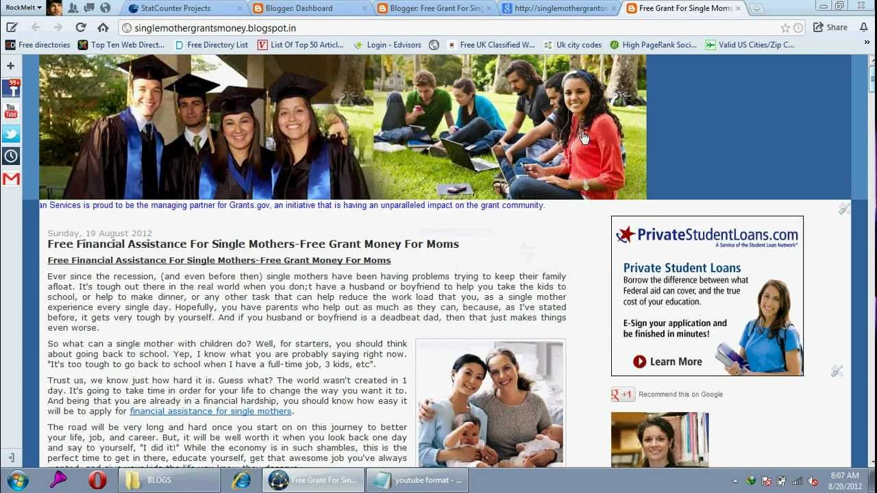 Emergency Loans For Single Moms