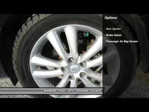 2011 Hyundai Tucson Brandon MB 169830