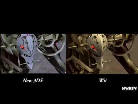 Xenoblade Chronicles: 3DS vs. Wii Comparison