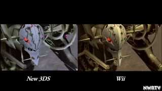 Xenoblade Chronicles: 3DS vs. Wii Comparison
