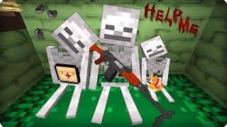 Они не смогли выжить ЧАСТЬ 25 Зомби апокалипсис в майнкрафт! - Minecraft - Сериал