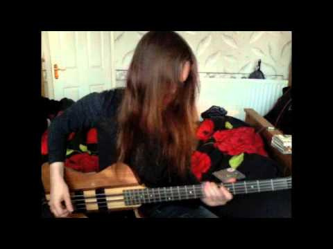 Rusty Cage (Bass Cover)