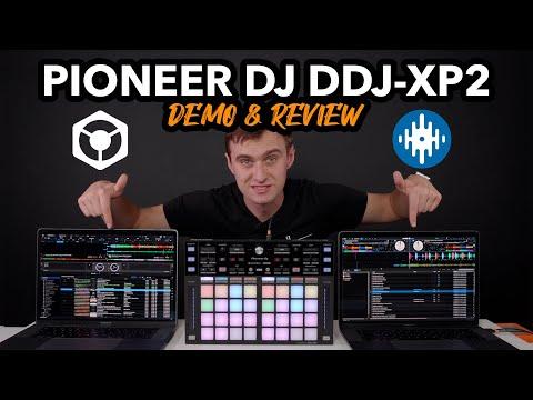 Pioneer DJ DDJ-XP2 Demo & Review - Serato DJ & Rekordbox DJ Add On Controller!