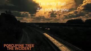 Pure Narcotics Porcupine Tree Lyrics
