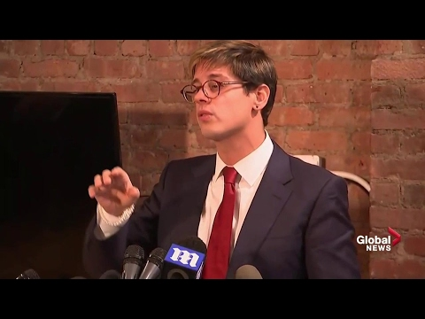 Milo Yiannopoulos issues statement following Breitbart resignation