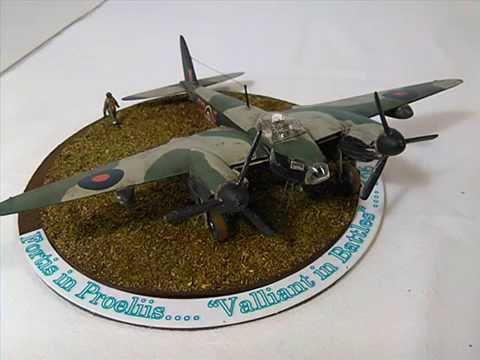 Matchbox 1/72 Mosquito B .Mk. IX/NF30