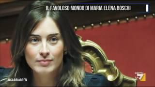 Il favoloso mondo di Maria Elena Boschi