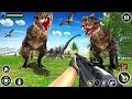 Dinosaur Hunter (by CoveTech Games) Android Gameplay [HD]