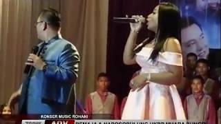 Maria Indonesia Idol & Arvindo Simatupang Live Concert in Muara Bungo - Part 4