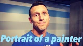 Vlog 11: Portrait of a painter