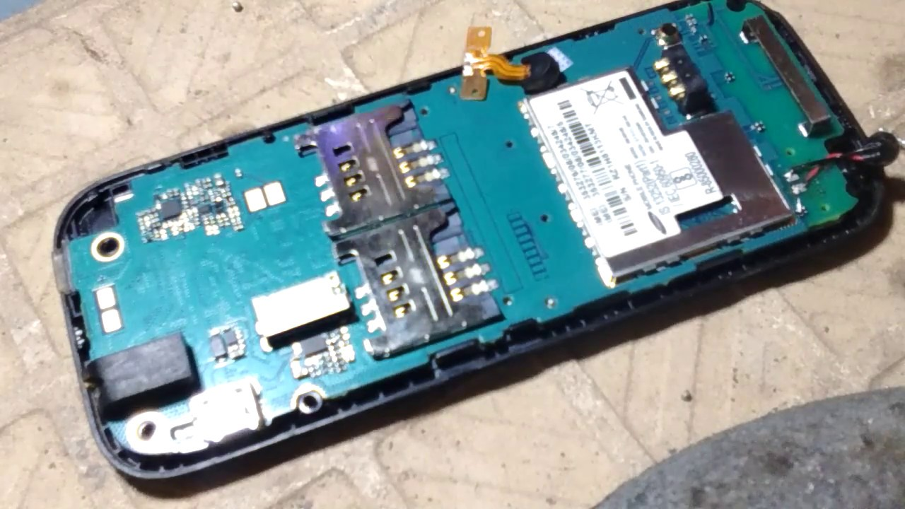 Samsung B310i mic Problem Solution with Jumpers