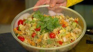 How to prepare squash: zucchini recipe
