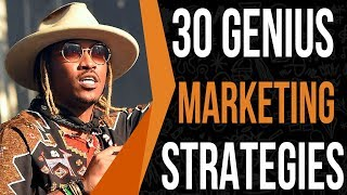 30 Jaw-Dropping Music Marketing Ideas For YOU
