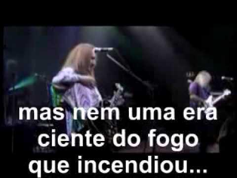 """Uriah Heep - July Morning; """"Manhã de Julho"""" -  Ao Vivo - Legendado Português"""