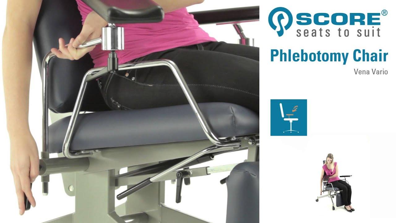 Score Phlebotomy Chair Vena Vario