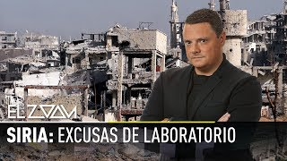 Siria: Excusas de laboratorio - El Zoom de RT