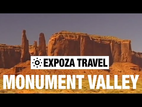 Monument Valley Travel Guide (USA) Vacation Travel Video Guide