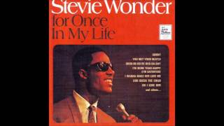 Stevie Wonder - I Don't Know Why I Love You