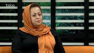 بامداد خوش - چهره ها - صحبت ها با خانم لیلما احمدی در مورد شخصیت و زندگی شخصی ایشان