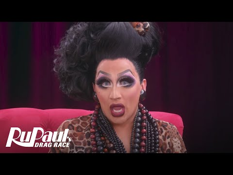 The Pit Stop S11 E9 | Bianca Del Rio Talks L.A.D.P.! | RuPaul's Drag Race