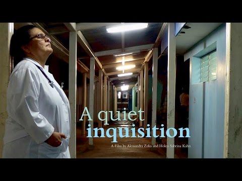 Random Movie Pick - A Quiet Inquisition - Trailer YouTube Trailer