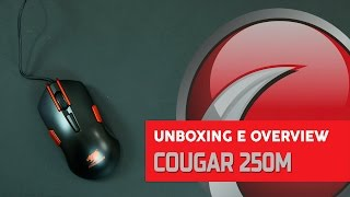 COUGAR - 250M - Unboxing/Overview