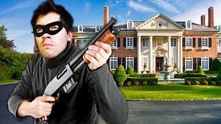 ROBANDO LA CASA DE MIS SUEÑOS | Sneak Thief thumbnail
