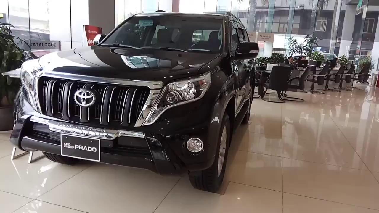 Toyota Land Cruiser Prado Made More Refined | Autos Post