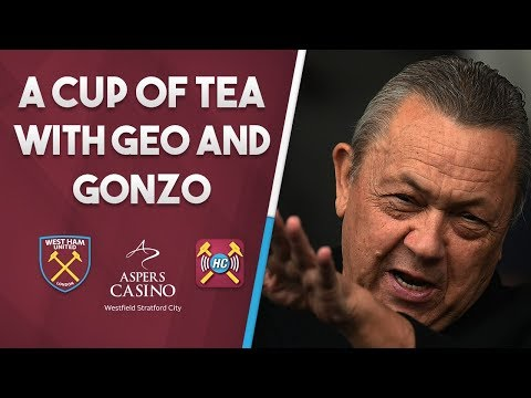 Cup of tea with Geo & Gonzo | 'Sack the board', 'you destroyed our club' & more!